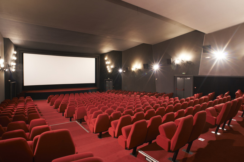 Cinéma Le Beaulieu • Bouguenais @ Rudy Burbant