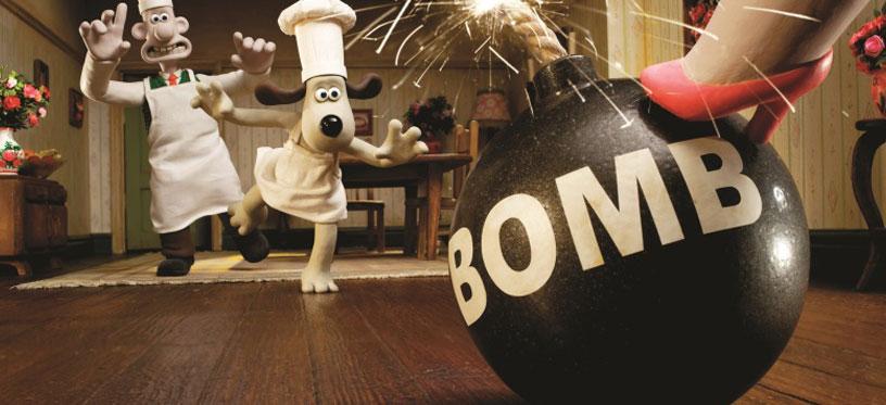 Wallace & Gromit : coeurs à modeler