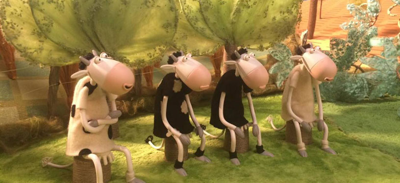 Le Quatuor à cornes