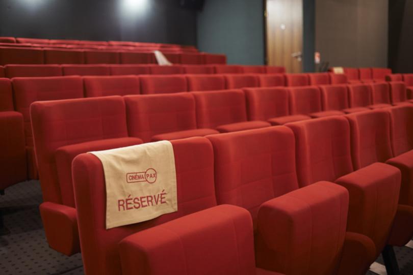 Cinéma Pax • Le Pouliguen @ Rudy Burbant