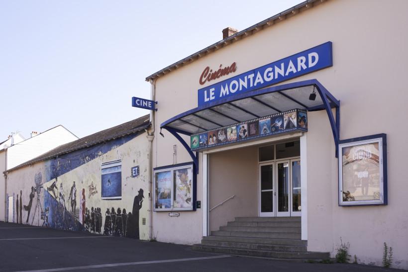 Cinéma Le Montagnard • La Montagne @ Rudy Burbant