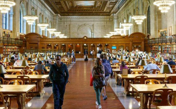 Ex Libris : The New York Public Library