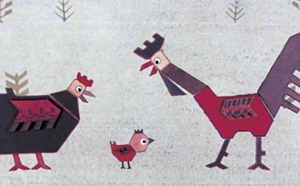 Les Contes de la mère poule