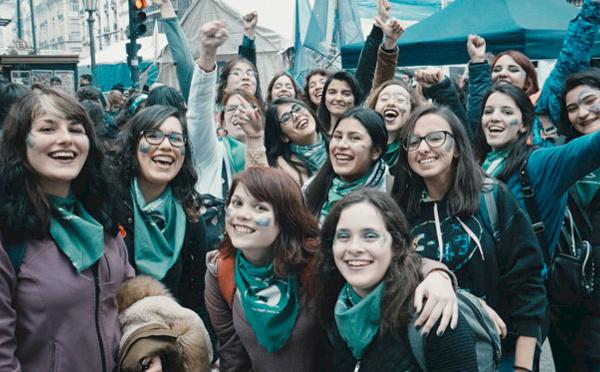 Que Sea Ley - Femmes d'Argentine